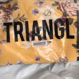 Triangl Delilah bikini set